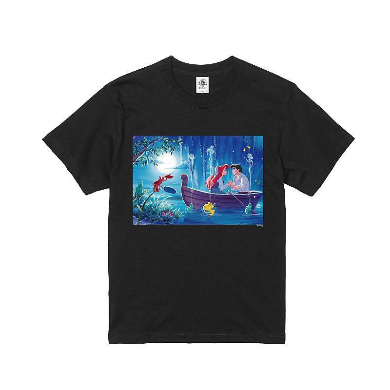 【D-Made】Tシャツ 映画『リトル・マーメイド』