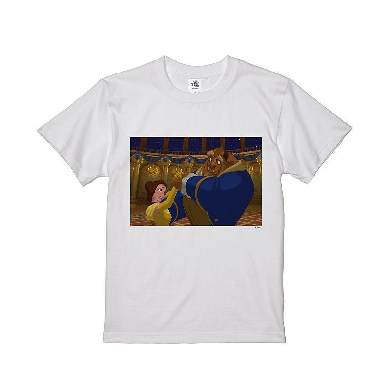 【D-Made】Tシャツ 映画『美女と野獣』