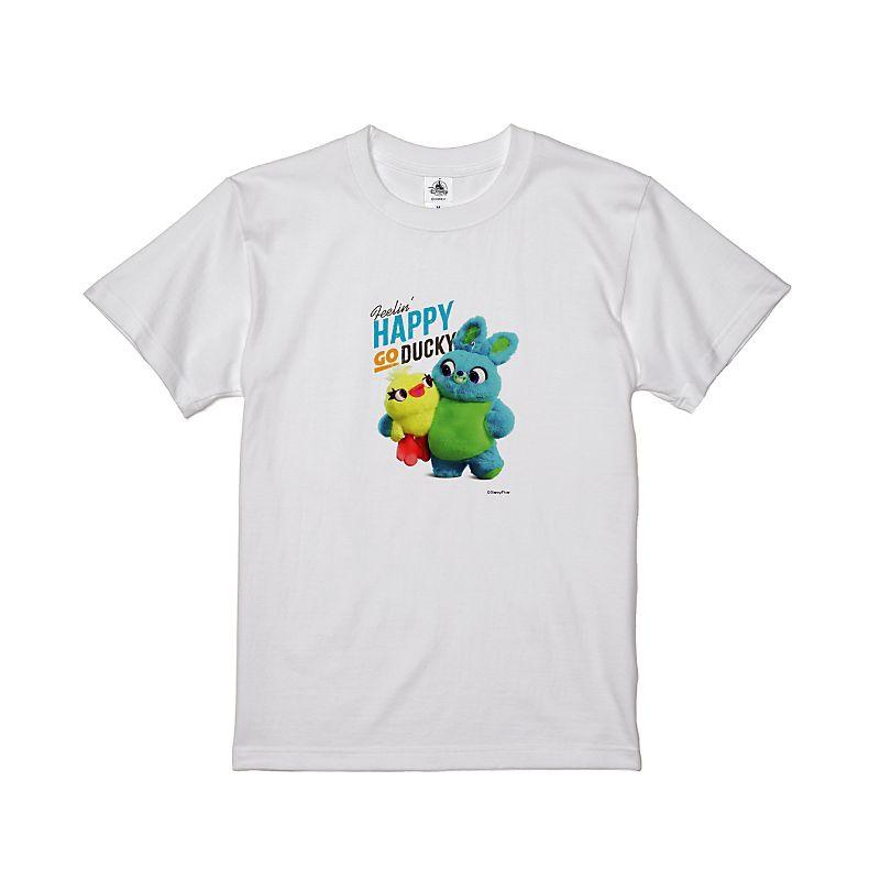 【D-Made】Tシャツ キッズ ダッキー&バニー