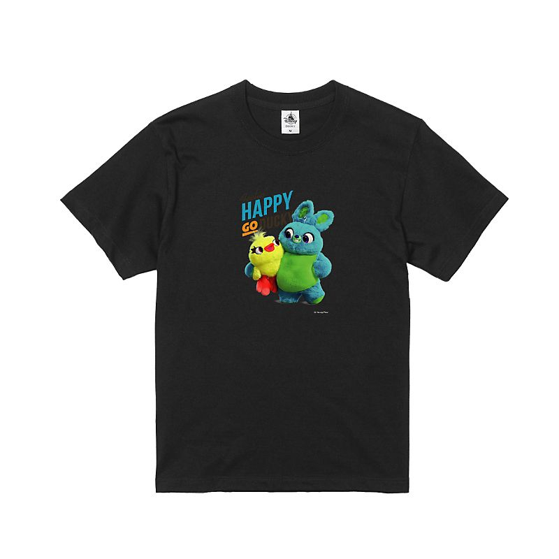 【D-Made】Tシャツ ダッキー&バニー
