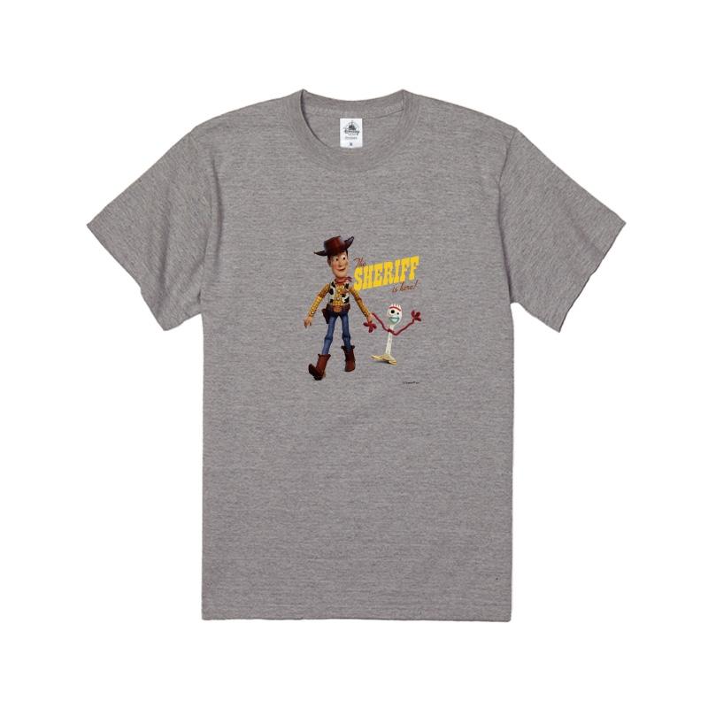 【D-Made】Tシャツ ウッディ&フォーキー