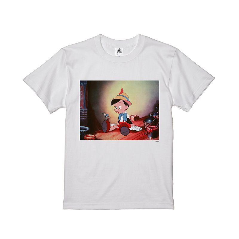 【D-Made】Tシャツ キッズ 映画『ピノキオ』