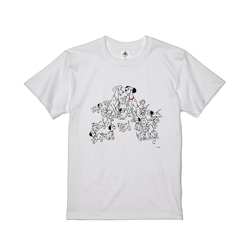 【D-Made】Tシャツ キッズ 101匹わんちゃん