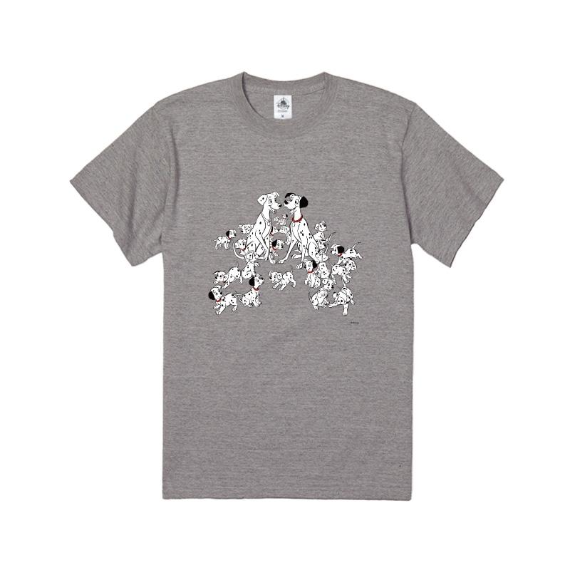 【D-Made】Tシャツ 101匹わんちゃん