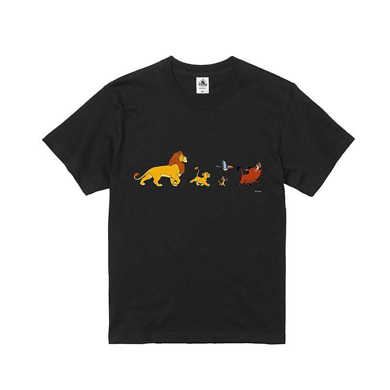 【D-Made】Tシャツ ライオン・キング