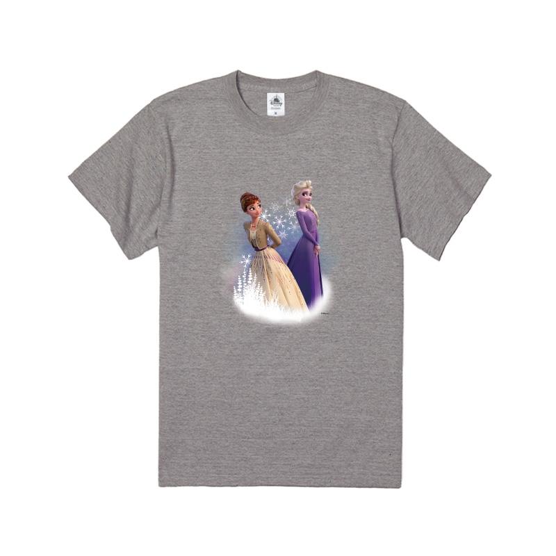 【D-Made】Tシャツ アナ&エルサ