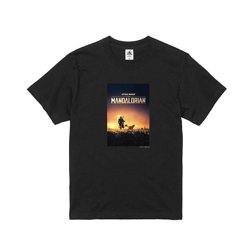 【D-Made】Tシャツ 『マンダロリアン』ポスター1
