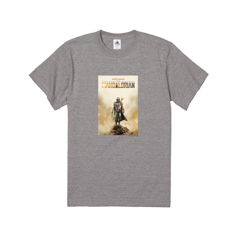 【D-Made】Tシャツ 『マンダロリアン』ポスター2