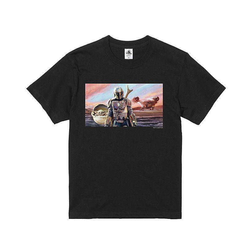 【D-Made】Tシャツ 『マンダロリアン』集合