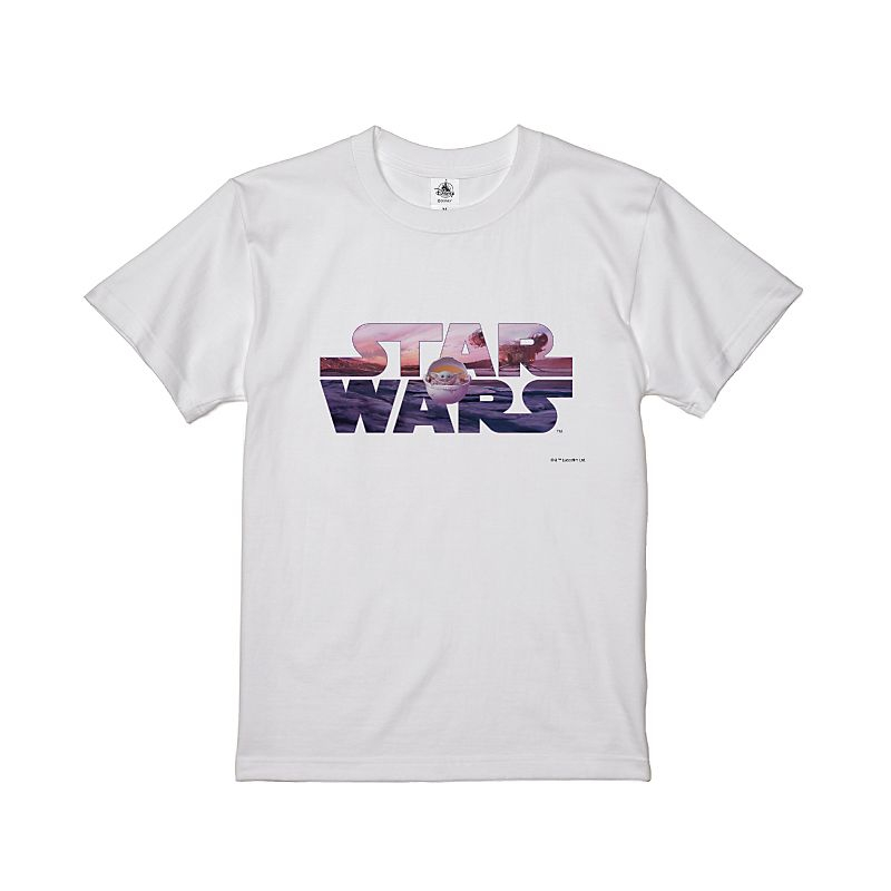 【D-Made】Tシャツ STARWARSロゴ