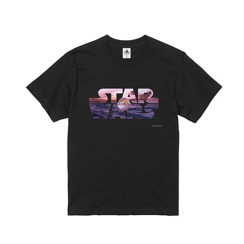 【D-Made】Tシャツ STARWARSロゴ
