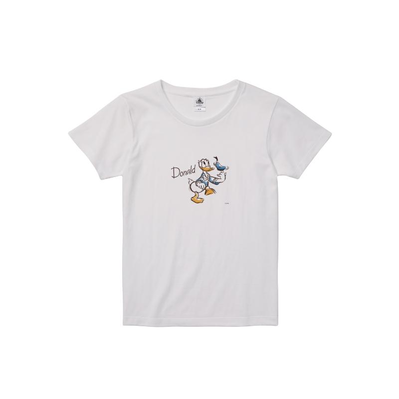 【D-Made】Tシャツ レディース ドナルド