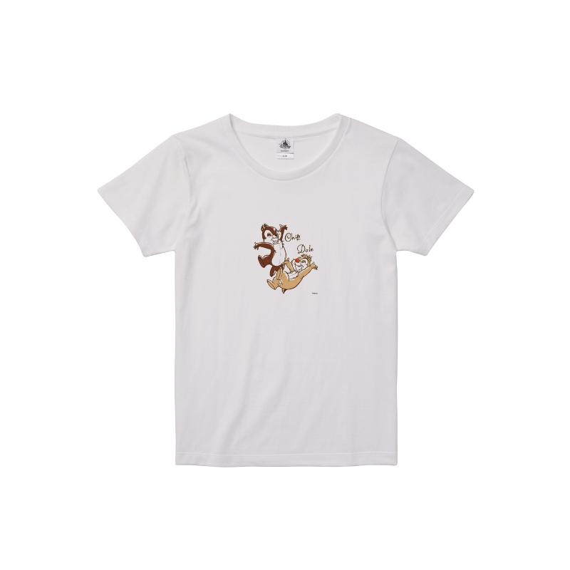 【D-Made】Tシャツ レディース チップ&デール