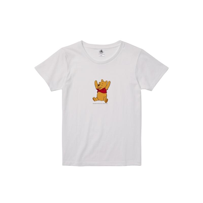 【D-Made】Tシャツ レディース プーさん