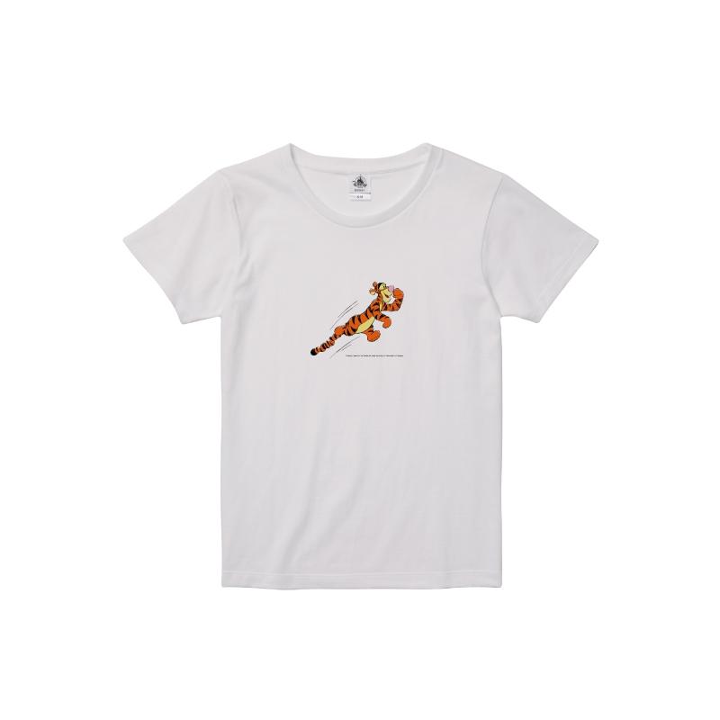 【D-Made】Tシャツ レディース ティガー
