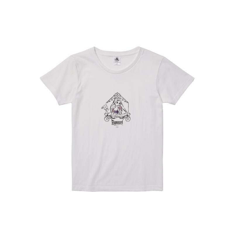 【D-Made】Tシャツ レディース ラプンツェル