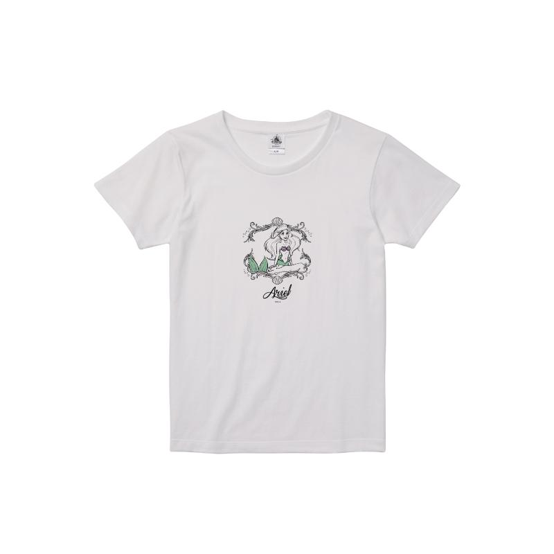 【D-Made】Tシャツ レディース アリエル