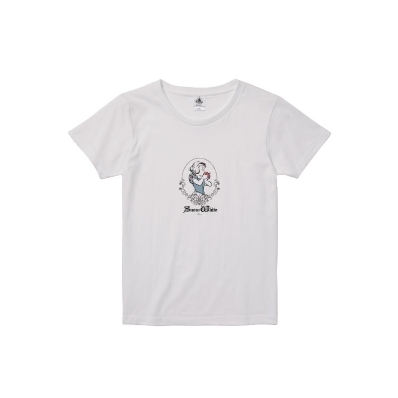 【D-Made】Tシャツ レディース 白雪姫