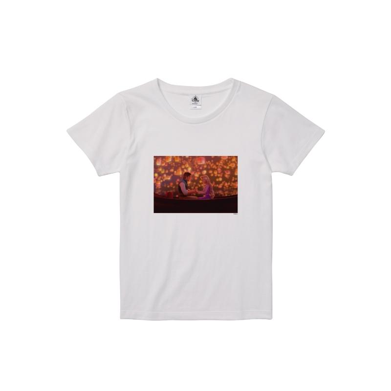 【D-Made】Tシャツ レディース 映画『塔の上のラプンツェル』