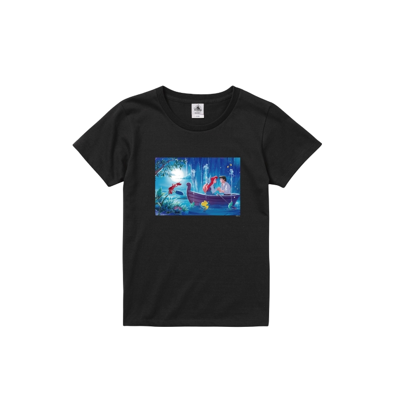 【D-Made】Tシャツ レディース 映画『リトル・マーメイド』