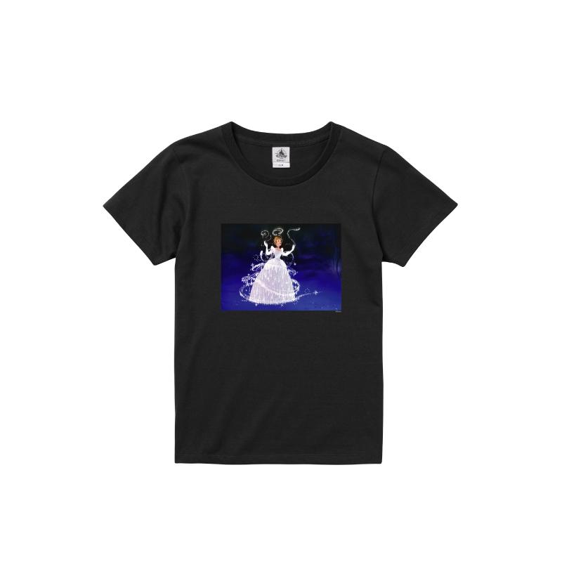 【D-Made】Tシャツ レディース 映画『シンデレラ』