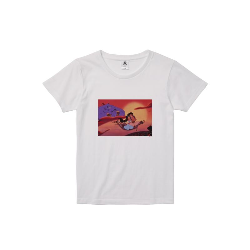 【D-Made】Tシャツ レディース 映画『アラジン』