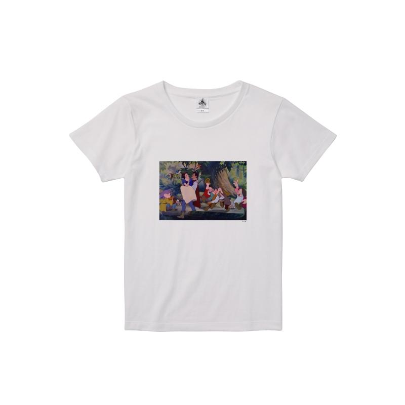 【D-Made】Tシャツ レディース 映画『白雪姫』