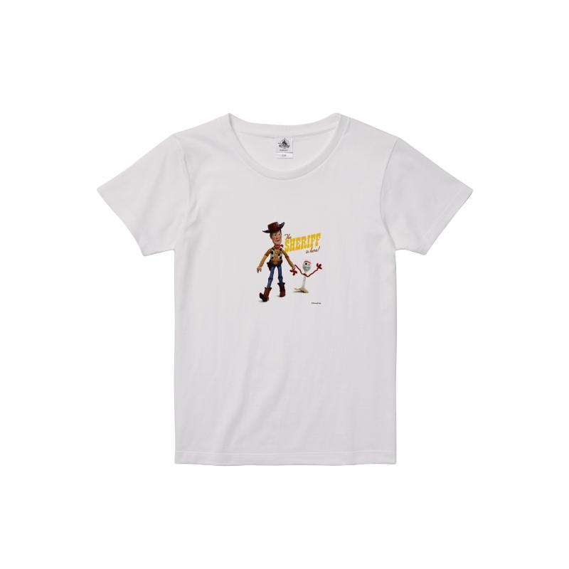 【D-Made】Tシャツ レディース ウッディ&フォーキー