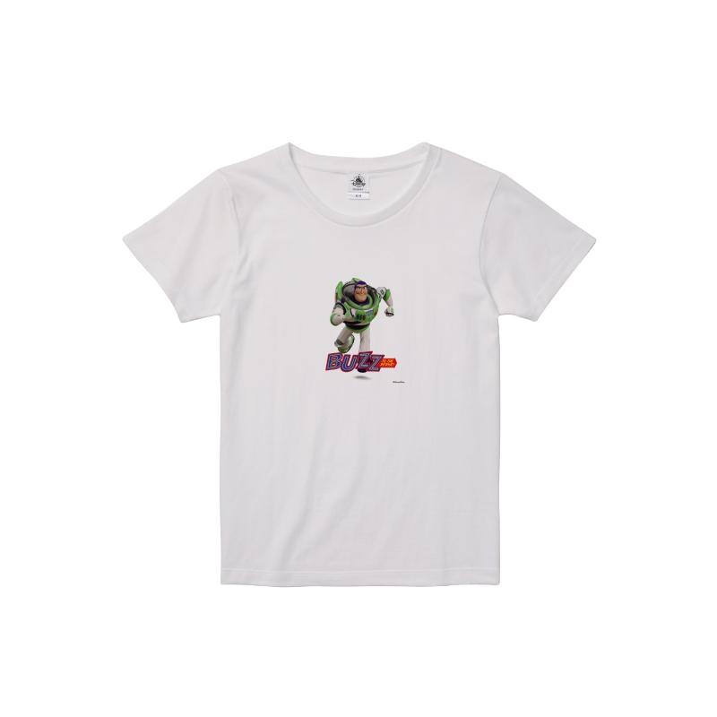 【D-Made】Tシャツ レディース バズ・ライトイヤー