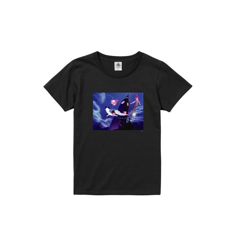 【D-Made】Tシャツ レディース 映画『ピーター・パン』
