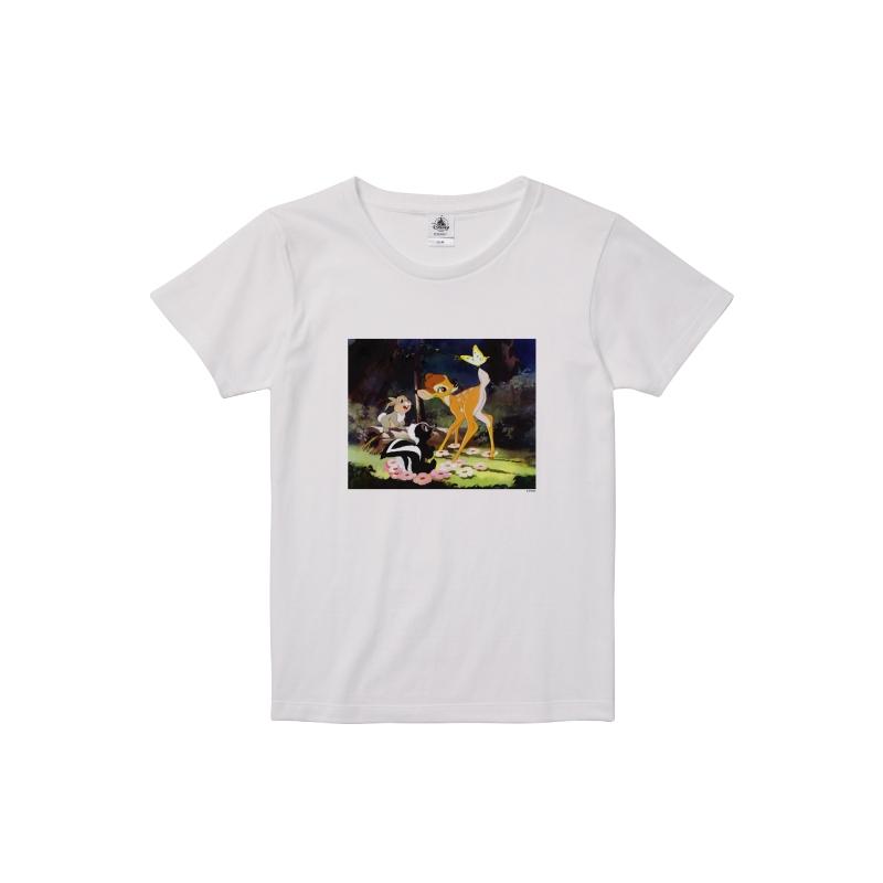 【D-Made】Tシャツ レディース 映画『バンビ』