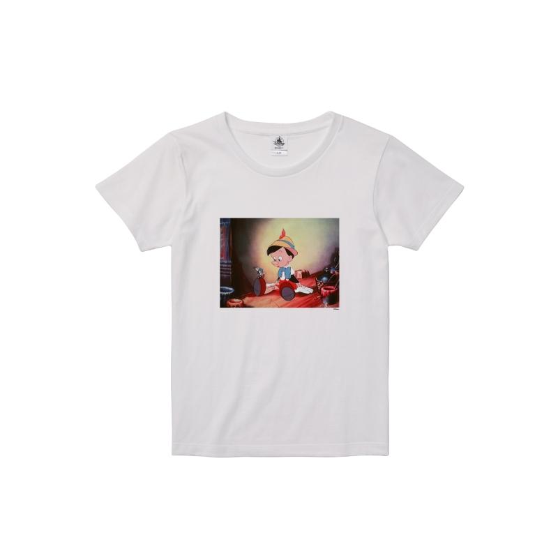 【D-Made】Tシャツ レディース 映画『ピノキオ』