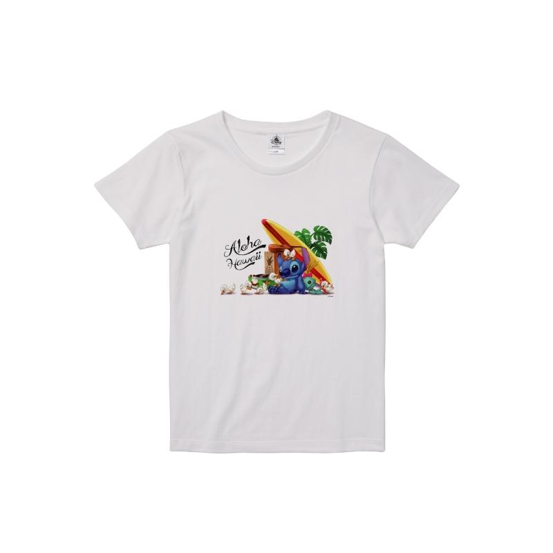 【D-Made】Tシャツ レディース スティッチ