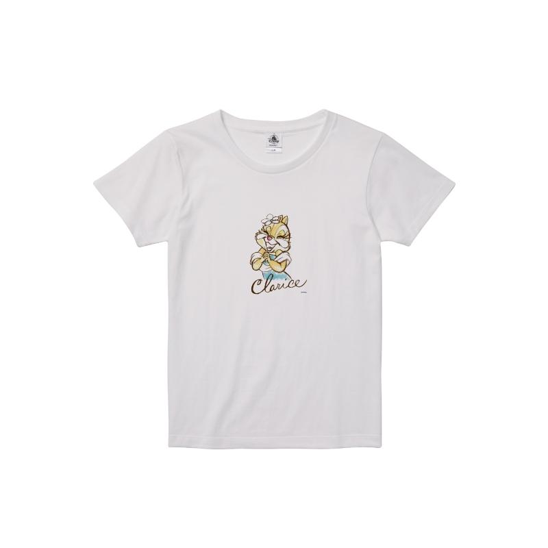【D-Made】Tシャツ レディース クラリス