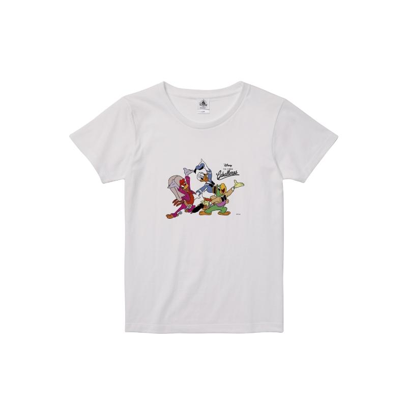 【D-Made】Tシャツ レディース 三人の騎士