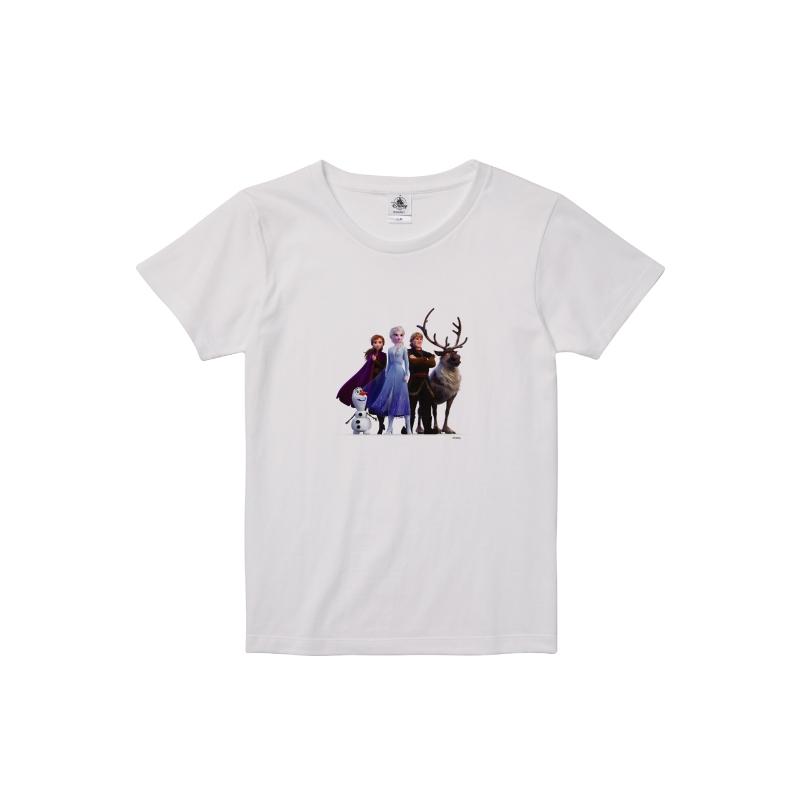 【D-Made】Tシャツ レディース アナと雪の女王