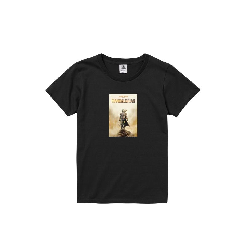 【D-Made】Tシャツ レディース 『マンダロリアン』ポスター2