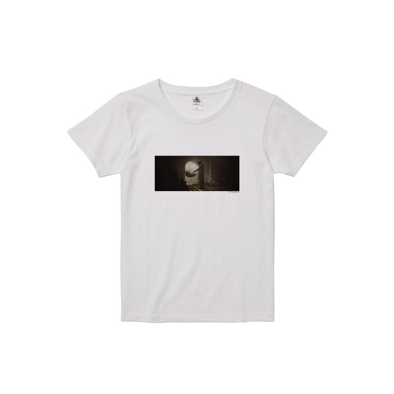 【D-Made】Tシャツ レディース 『マンダロリアン』シーン