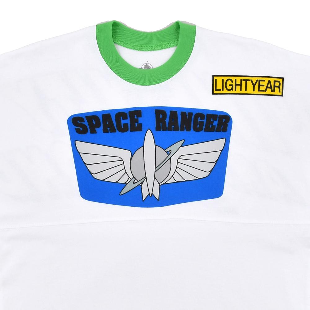 【Spirit Jersey】バズ・ライトイヤー 長袖Tシャツ Pixar Better Together