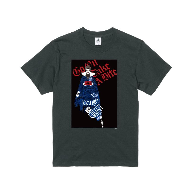【D-Made】Tシャツ メンズ  白雪姫 女王 ヴィランズ