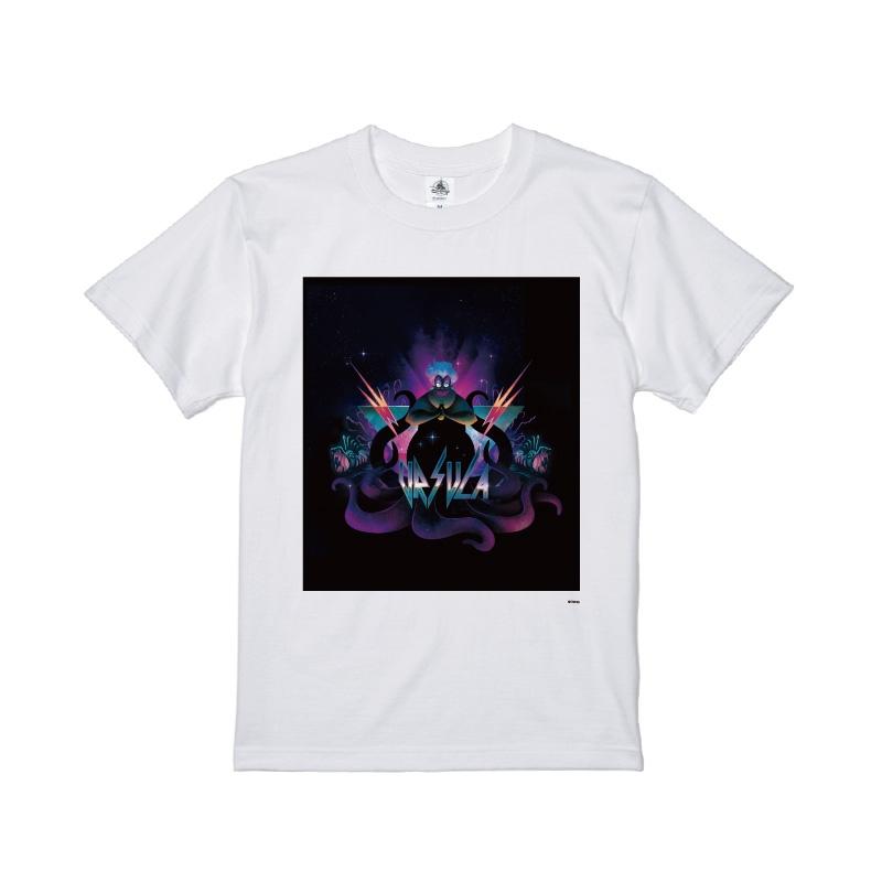 【D-Made】Tシャツ メンズ  リトル・マーメイド アースラ ヴィランズ
