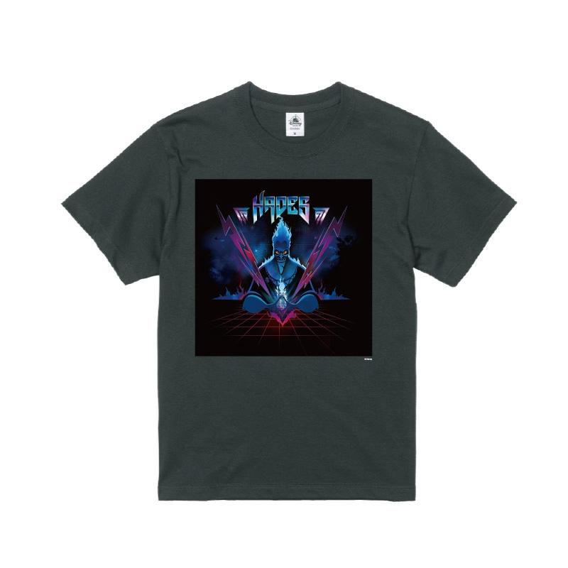 【D-Made】Tシャツ メンズ  ヘラクレス ハデス ヴィランズ