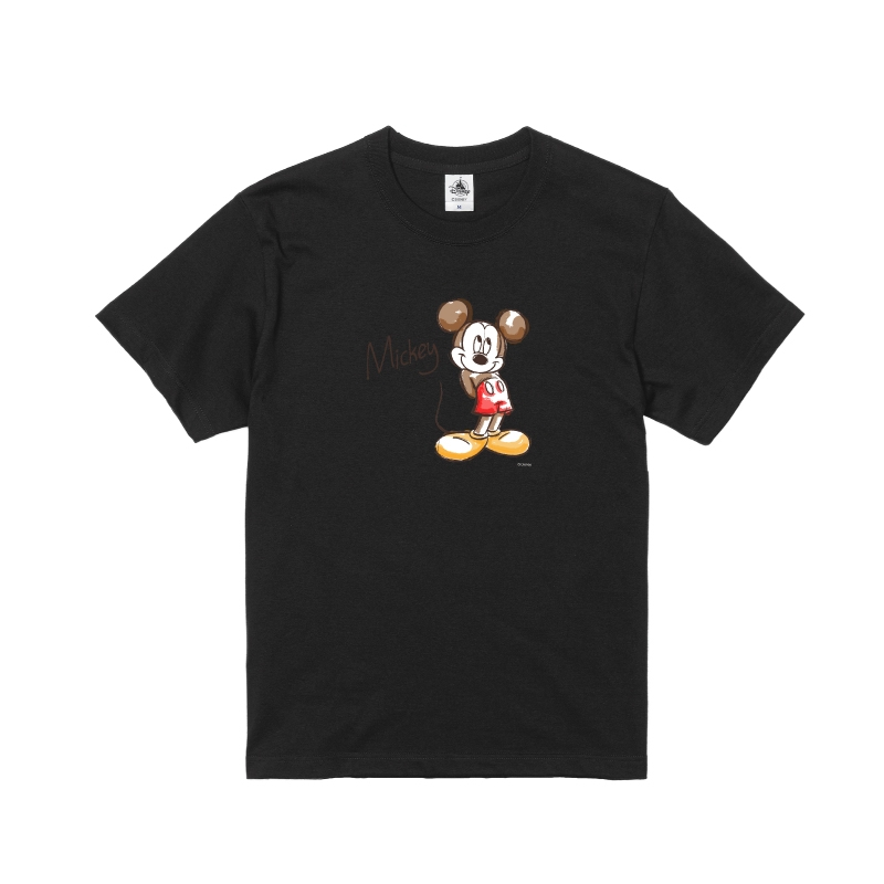 【D-Made】Tシャツ メンズ ミッキー