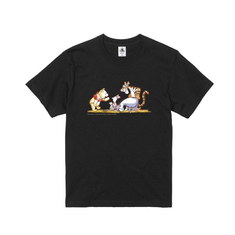 【D-Made】Tシャツ メンズ プー&フレンズ