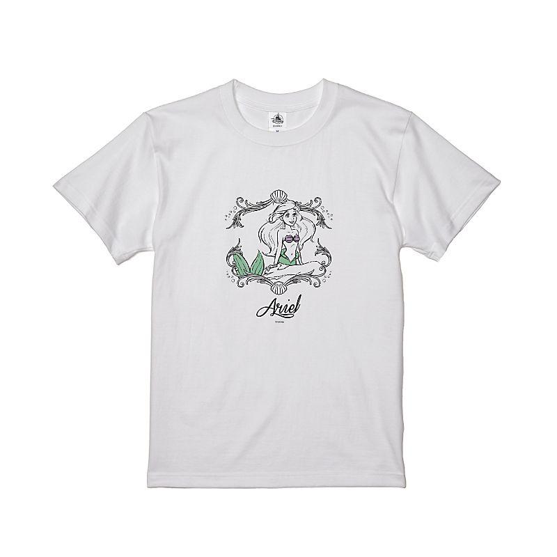 【D-Made】Tシャツ メンズ アリエル