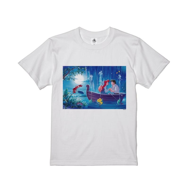 【D-Made】Tシャツ メンズ 映画『リトル・マーメイド』