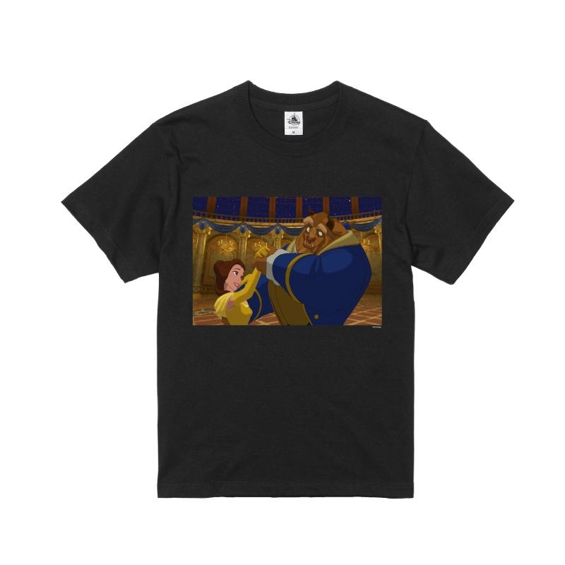 【D-Made】Tシャツ メンズ 映画『美女と野獣』