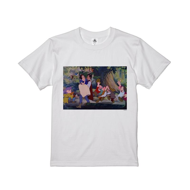 【D-Made】Tシャツ メンズ 映画『白雪姫』
