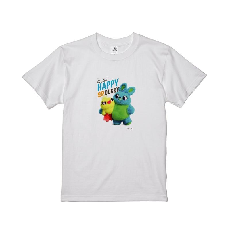 【D-Made】Tシャツ メンズ ダッキー&バニー
