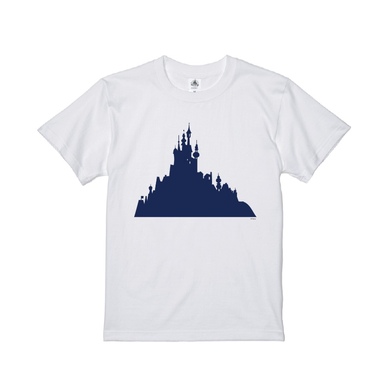【D-Made】Tシャツ  塔の上のラプンツェル